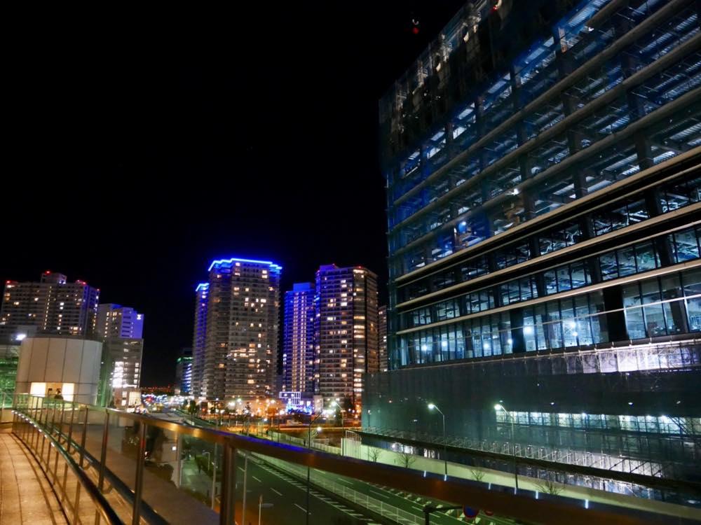 横浜の夜景の写真