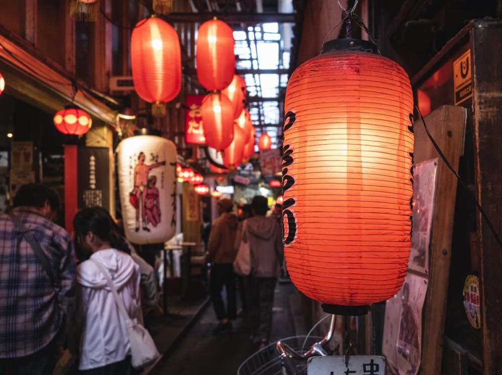 赤提灯系居酒屋のイメージ